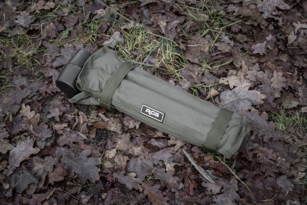 RCG Bivvy pegs long with hammer folded