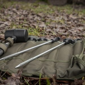 RCG Bivvy pegs long with hammer